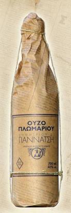 Picture of Ouzo Giannatsis 40% vol 700ml RETRO
