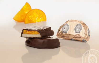 Picture of Chocolate Treats Orange Marzipan 200gr