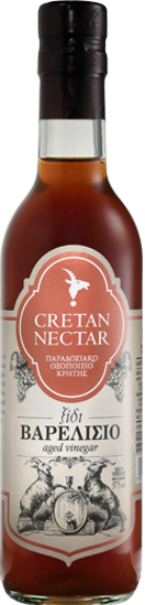 Picture of  Cretan Nectar Aged Vinegar 375ml