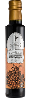 Εικόνα της Cretan Nectar Ξίδι  με Μέλι 250ml