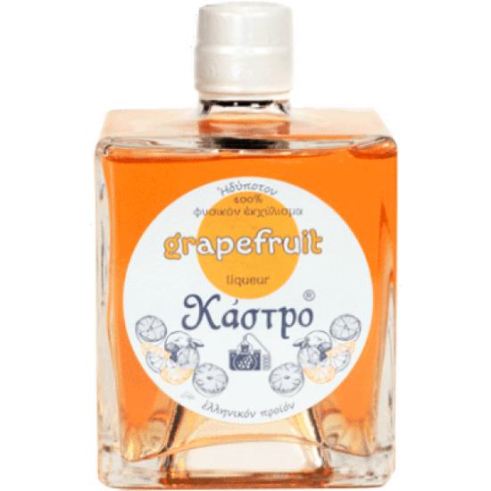 Λικέρ Grapefruit Κάστρο 25% 500ml