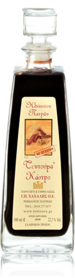 Picture of Castro Tentoura Liqueur With Sour Cherry 500ml