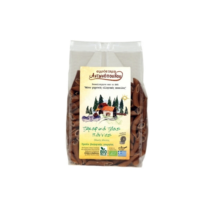 Picture of Bio Penne Zeas wholemeal pasta Antonopoulos 400gr