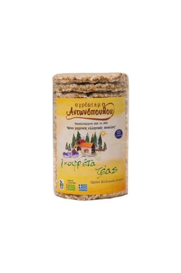 Picture of Bio Zeas Wafer Antonopoulos 100gr