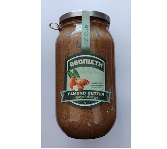 Picture of Theopisti Nut Butters Almond Butter 1000gr