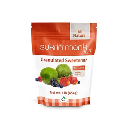 Picture of Sukrin Monk fruit  454gr