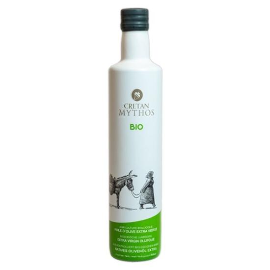 Picture of Cretan Mythos Organic Extra Virgin olive oil 500ml