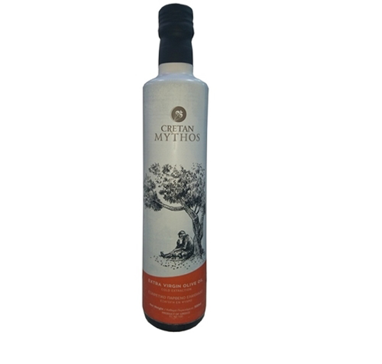 Picture of Cretan Mythos Extra Virgin olive oil 500ml