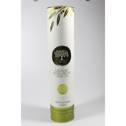 "Picture of ""VIOS"" Organic Extra Virgin Olive Oil 500ml"
