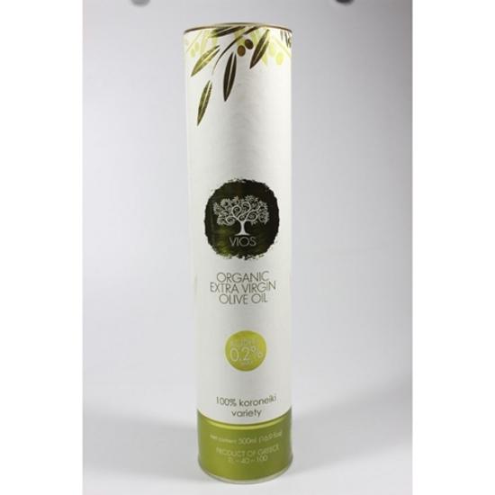 """VIOS"" Organic Extra Virgin Olive Oil 500ml"