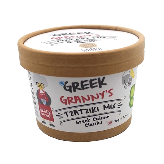Sparoza Greek Granny's Tzatziki Mix 90gr