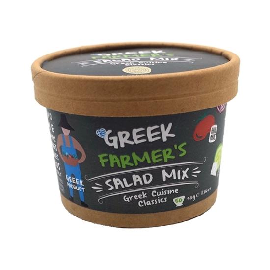 Sparoza Greek Farmer's Salad Mix 50gr
