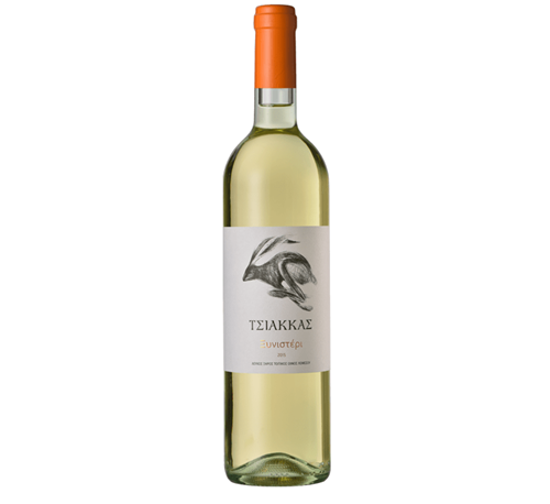 Picture of Tsiakkas Winery Xynisteri white 75cl
