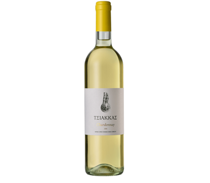 Picture of Tsiakkas Winery Chardonnay white 75cl