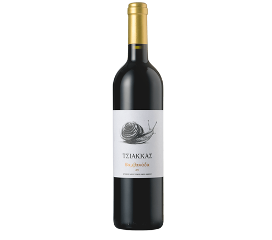 Tsiakkas Winery Vamvakada red 75cl