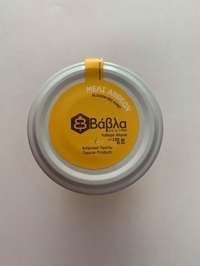 Picture of Ecophysis Unboiled Blossom Honey 120gr