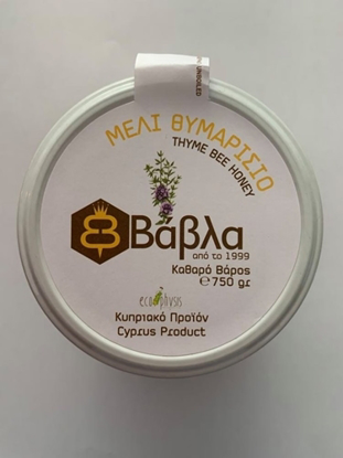 Picture of Ecophysis Unboiled Thyme Honey 750gr