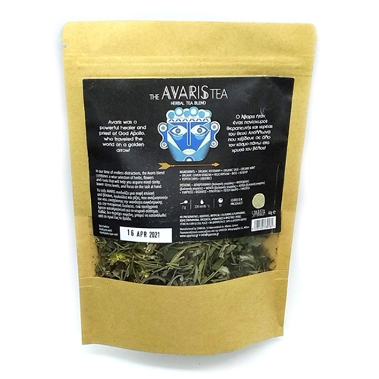 Picture of Sparoza The Avaris tea refill 40gr