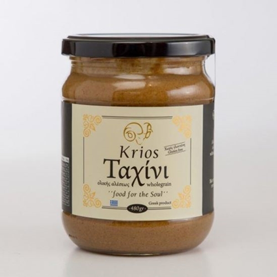 Picture of Krios Wholegrain Tahini 450gr