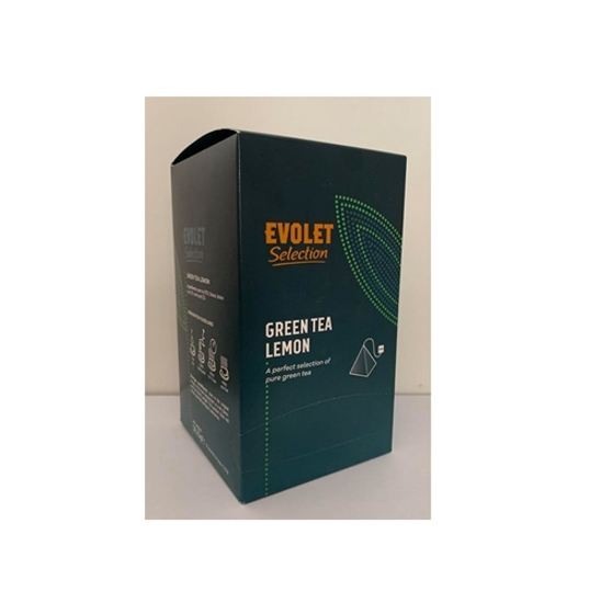 Picture of Evolet Green Tea Lemon 56gr