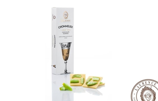 Laurence Chommelier White wine chocolate pairing 100gr