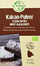 Picture of  El Puente Organic Cocoa Powder 250gr