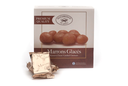 Picture of Potamianos Marrons Glaces 300gr
