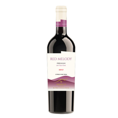 Εικόνα της Oenou Yi – Ktima Vassiliades Red Melody 75ml