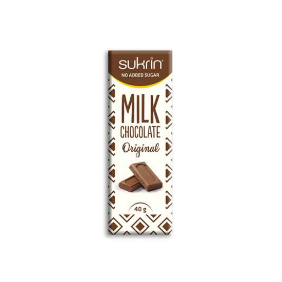 Picture of Sukrin Milk Chocolate -40gr